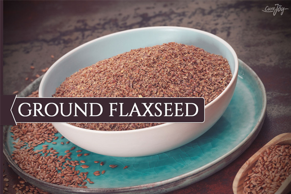 Ground-Flaxseed