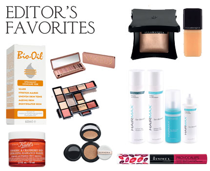 Ediotr's Favourite – Game Changing Beauty Products
