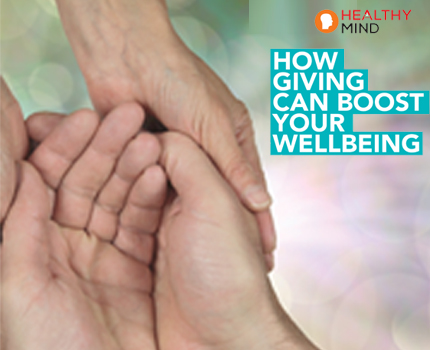 How Giving Can Boost Your Wellbeing