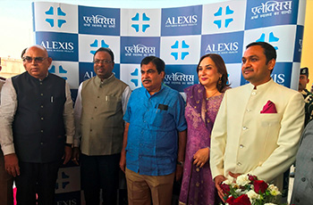 Zulekha Healthcare Group launches US$43.65 million world-class Alexis Multi-Speciality Hospital