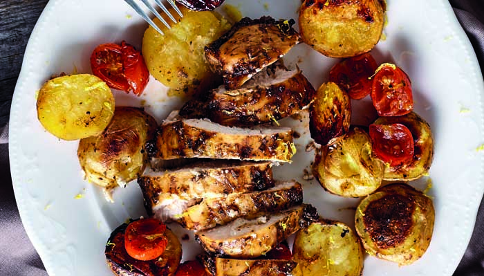 balsamic-roast-chicken
