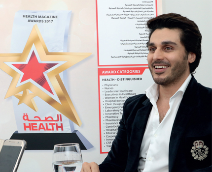 Creating Awareness in Health… A Chat with Ahsan Khan