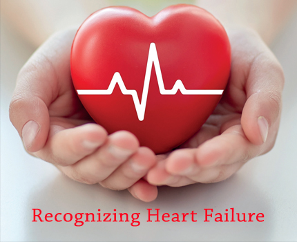 Recognizing Heart Failure