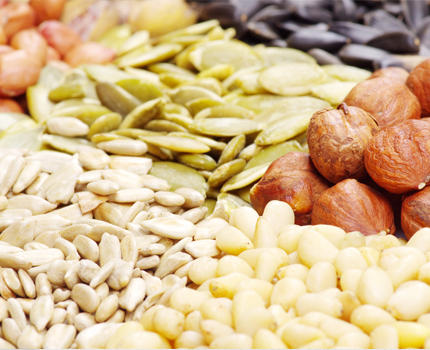 Health Benefits Of Seeds And Nuts