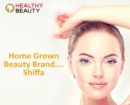 Home Grown Beauty Brand…. Shiffa