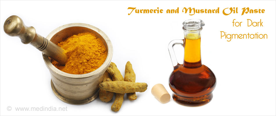 turmeric-and-mustard-oil-paste-to-lighten-dark-spots