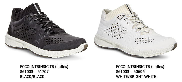Mode Mode-Design starke verpackung ECCO INTRINSIC TR - COMFORT EVOLVED - Health Magazine