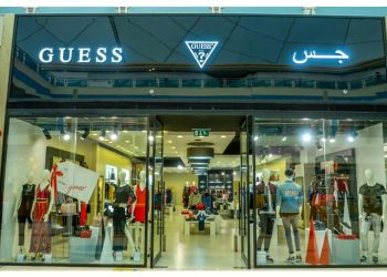 GUESS Welcome Its Customers To A New Look in Marina Mall Abu