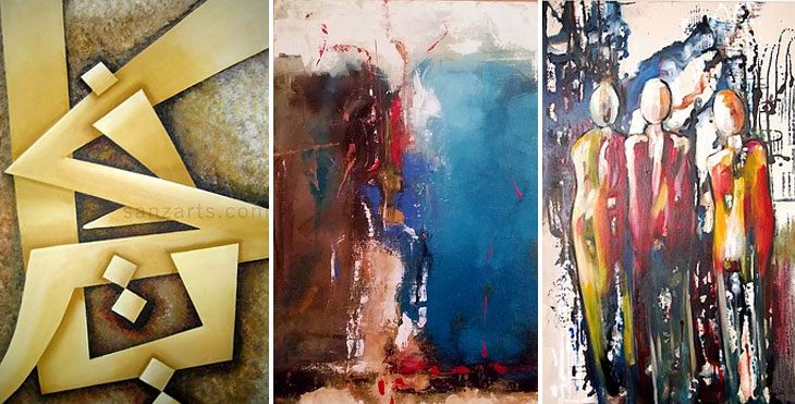 Meet Sanaa Merchant, a versatile and multi-talented artist