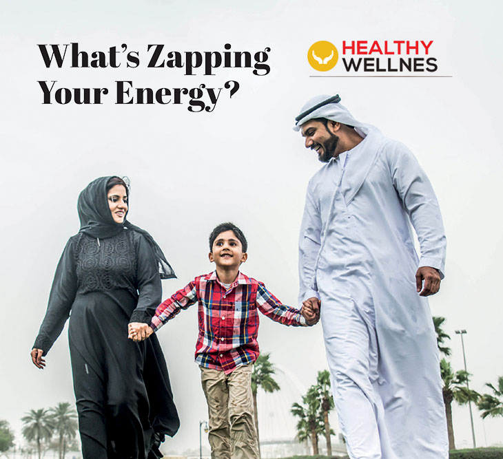 What's Zapping Your Energy?
