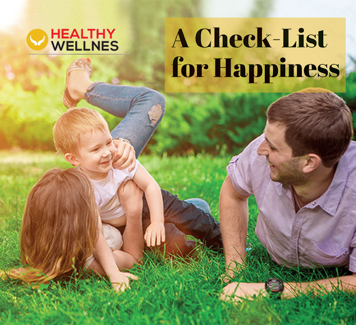 A Check-List for Happiness