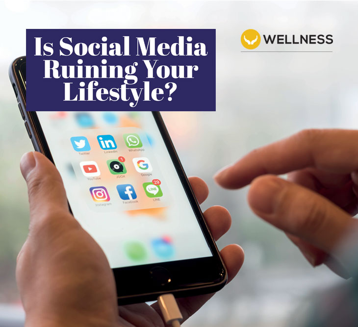 Is Social Media Ruining Your Lifestyle?