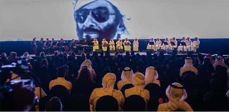 To Zayed – Salam Concert Pays Tribute to the Founding Father