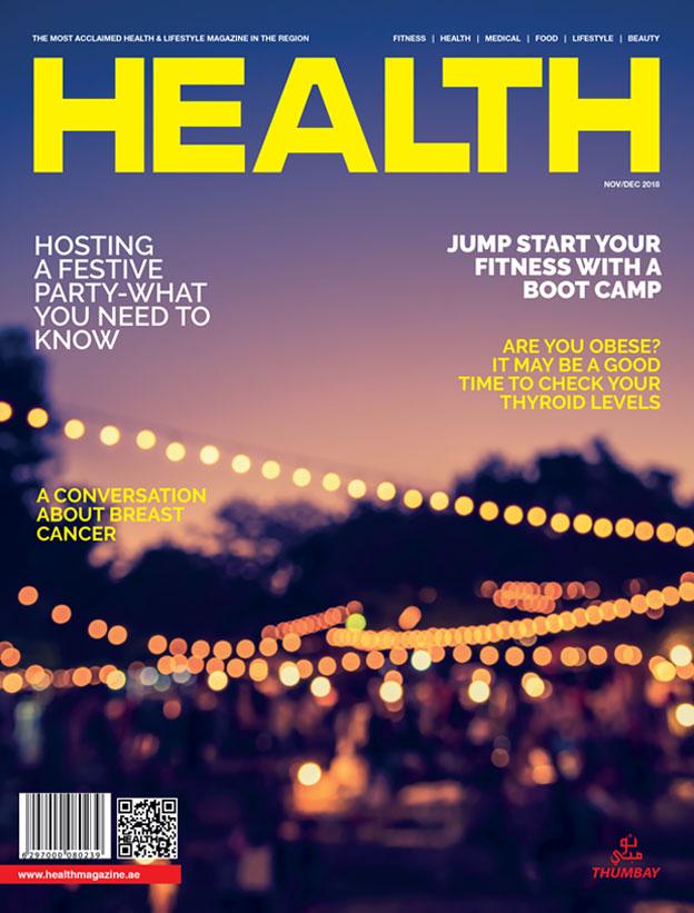 Health Magazine - Health, Fitness, Lifestyle, Beauty, Food, UAE