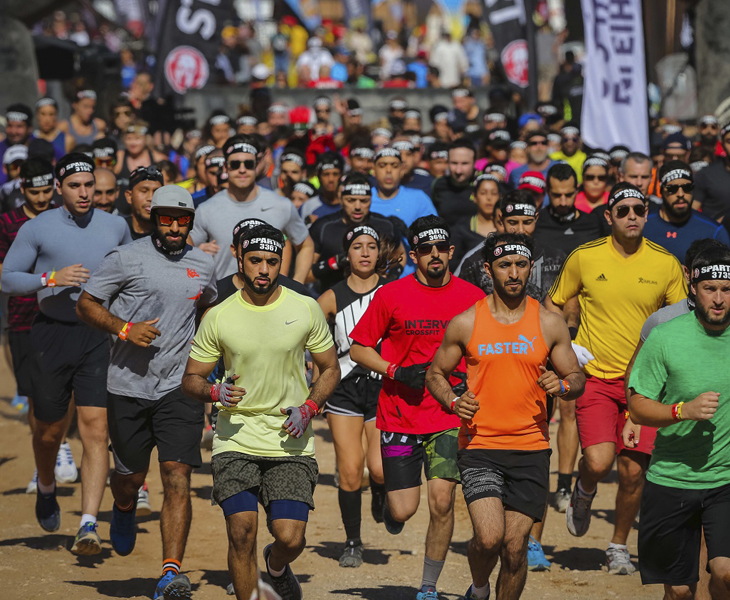 Spartan Race Announces Middle East and Africa Championship at Sharjah's Mleiha