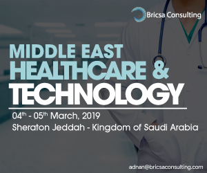 """Middle East Healthcare & Technology 2019"