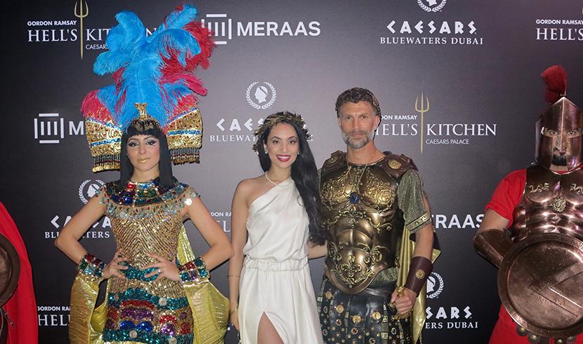 Indulge in luxury at Caesars Bluewaters Dubai