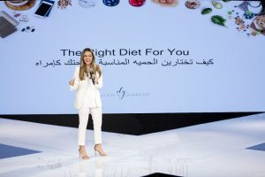 Nutritionist Dana Gharib Highlights Common  Lifestyle Mistakes Women in the Region are Making