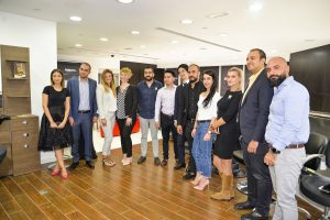 Nazih Group Organizes a Special Gathering for its Industry Partners
