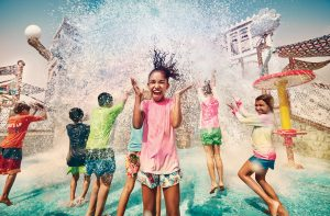 Kids Go Free on Yas Island This Summer