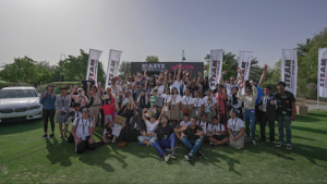 ParOne STEAMathalon Putting Success for UAE Students as AI GolfBots hit the Fairway