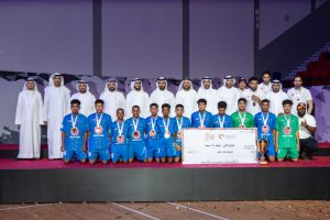 Fuhood Zabeel Crowned Victors for the Fourth Sharjah Ramadan Futsal Championship