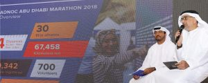 ADNOC ABU DHABI MARATHON REVEALS WORLD-CLASS  PRIZE FUND AND ALL-NEW EVENT VILLAGE VENUE
