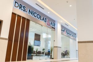 Drs. Nicolas & Asp opens its newest center at The Springs Souk
