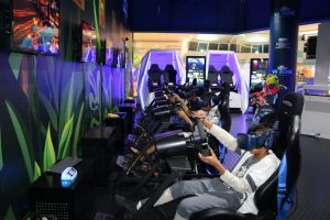 "Saudi based Al Hokair Group launches ""Sparky's VR Zone"" at Sparky's FEC in Mushrif Mall, Abu Dhabi"