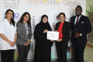 Ghaya Grand Hotel Supports Senses Residential and Day Care For Children With Special Needs