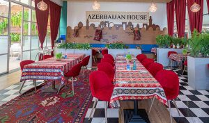 Azerbaijan House Restaurant is the New Home for Azerbaijani Culture in Dubai