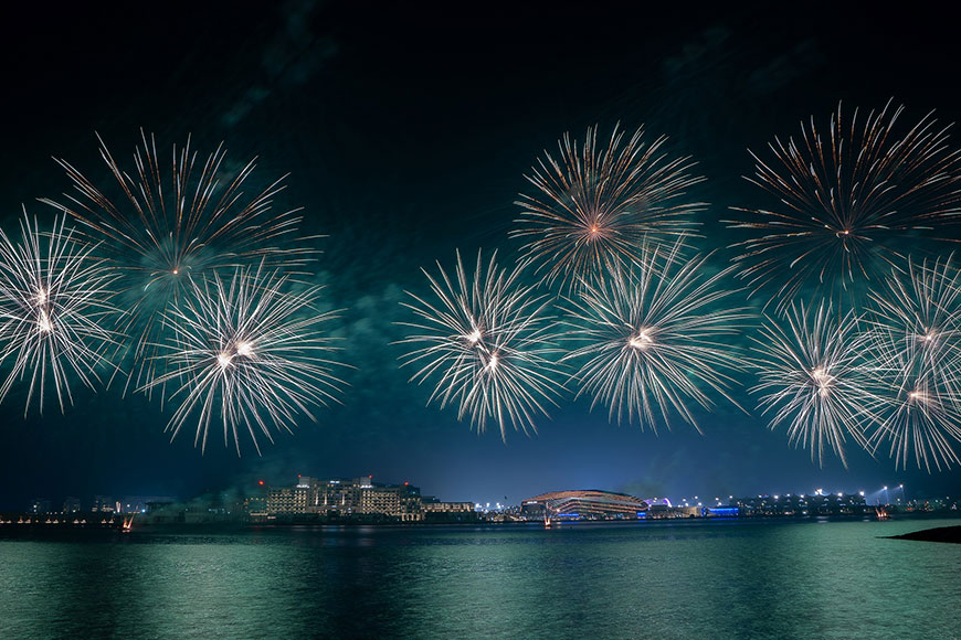 Yas Island announces special packages for Saudi travellers as part of light-up and fireworks celebrations for Saudi Arabia's National Day