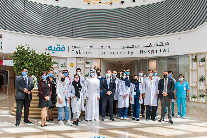 Fakeeh University Hospital extends Medical Excellence towards Students through Clinical Observership Programme