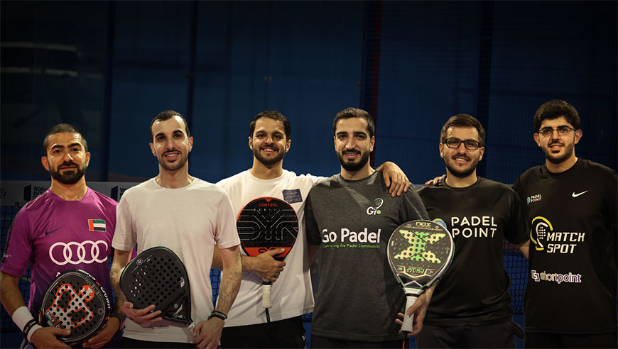 UAE Nationals Padel Tournament 2021: Stage set for exciting main drawaction
