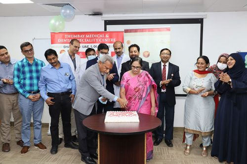 Thumbay Medical & Dental Specialty Center Sharjah Celebrates 10 Years of Excellence in Healthcare